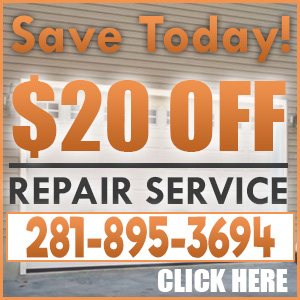 garage door katy